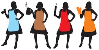 Surreal Housewife logo